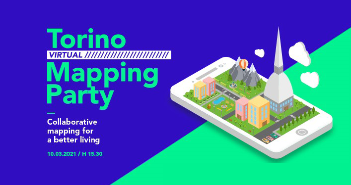 Torino Mapping Party 2021